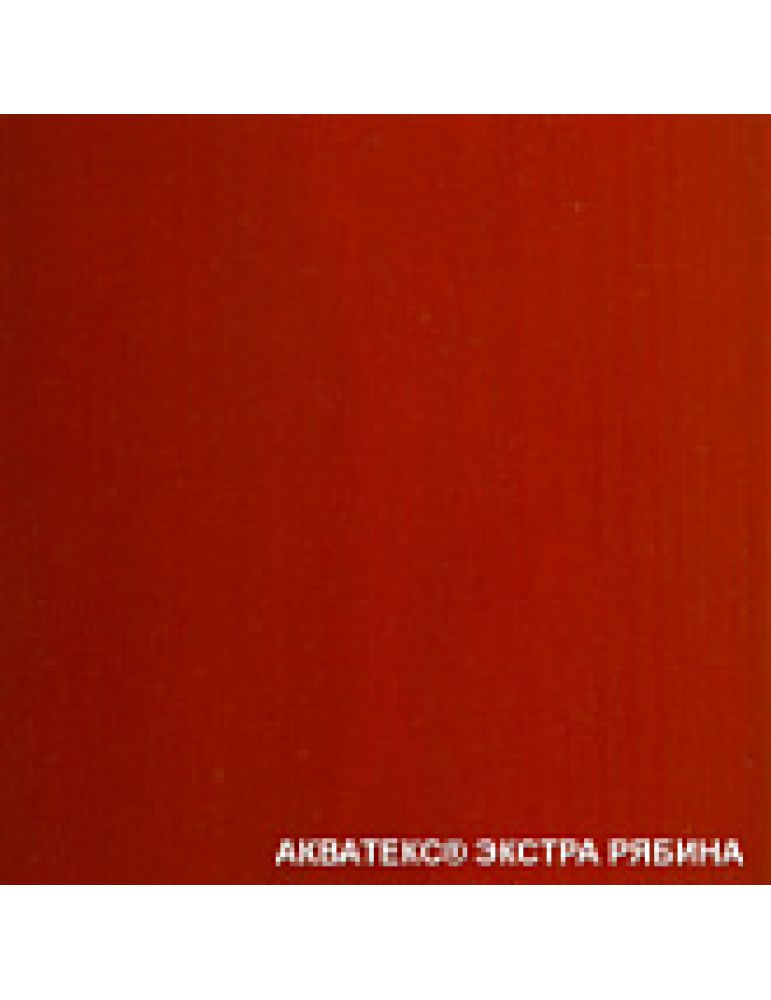 Пропитка Акватекс Экстра, 3л, рябина