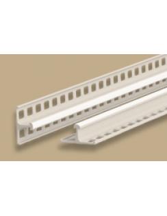 Профиль ЕвроМаяк пластиковый, 6мм, 3м