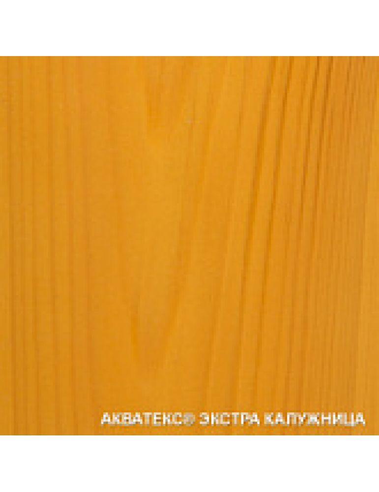 Пропитка Акватекс Экстра, 3л, калужница