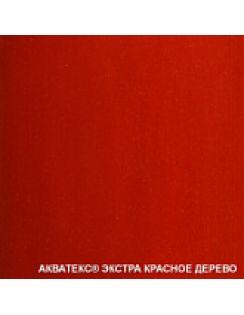 Пропитка Акватекс Экстра, 3л, красное дерево