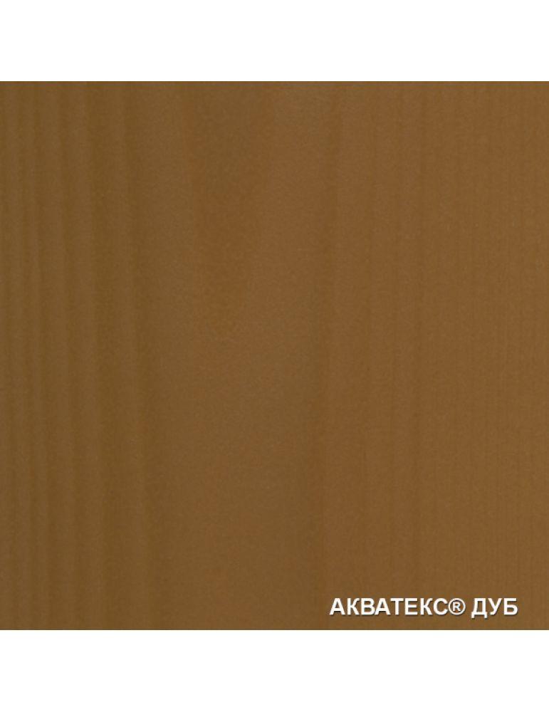 Пропитка Акватекс, дуб, 3л