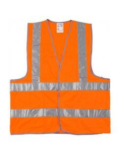 Жилет Stayer флуоресцентный, оранжевый, XL (50-52)