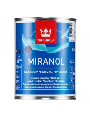 Краска декоративная Tikkurila Miranol, 0,1л, золото