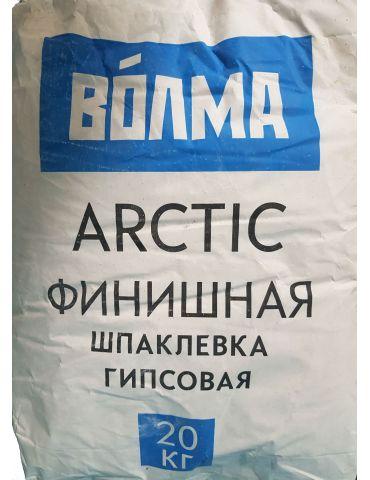 Шпатлевка Волма-Арктик гипсовая, 20кг