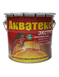 Пропитка Акватекс Экстра, 3л, дуб