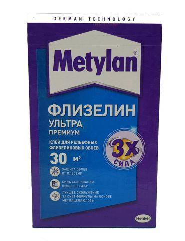 Клей для флизелиновых обоев МЕТИЛАН Флизелин Ультра Премиум, 0,25кг