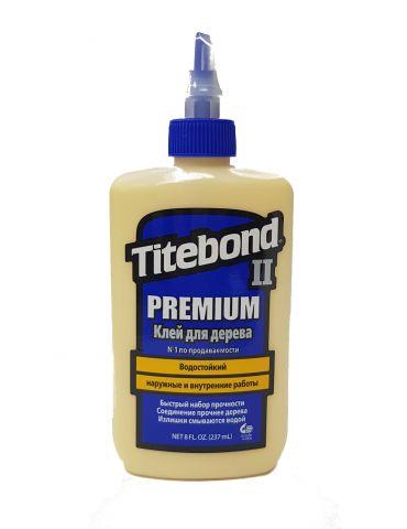 Клей Titebond II для дерева, D3, 237мл
