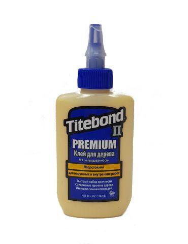 Клей Titebond II для дерева, D3, 118мл
