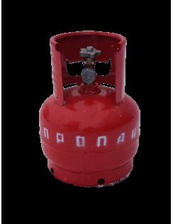 Газовый баллон БСГ 5л с вентилем