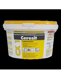 Блиц-цемент CERESIT (гидропломба) для остановки водопритоков СХ1 1/12