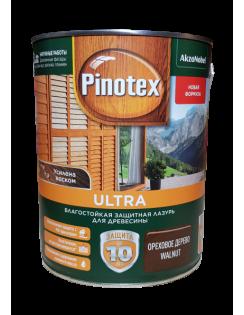 Пропитка PINOTEX ULTRA, ореховое дерево, 2,7л