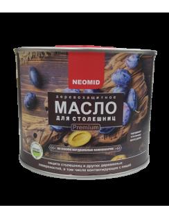 Масло Neomid для столешниц, 0,4л