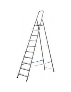 Лестница-стремянка, 10ступ, 208см