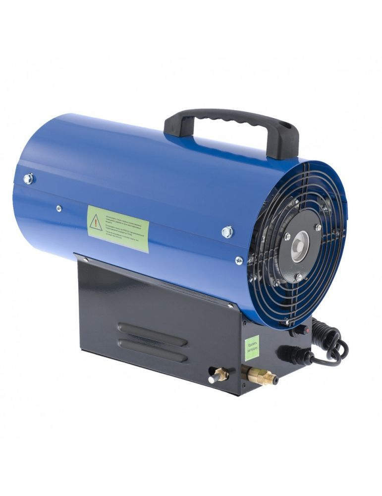 Газовый теплогенератор GH-10, Сибртех, 10кВт