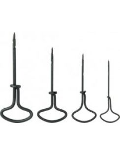 Буравчики FIT IT для прорезания отверстий, 4шт, 2,3,4,5 мм