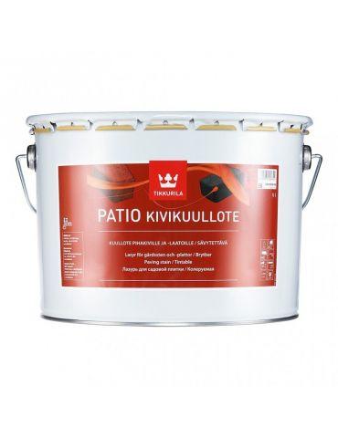 Лазурь для садовой плитки Tikkurila Patio, 0,9л