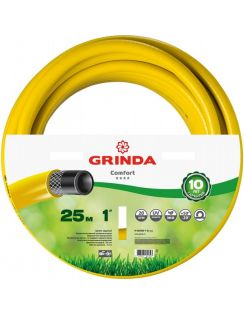 "Шланг ""Grinda"" Proff. 1"", 20атм. 3-х слойн., 25м"