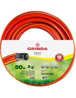"""Шланг """"Grinda Expert"""" 3/4"""", 35атм. 3-х слойн., 50м"""