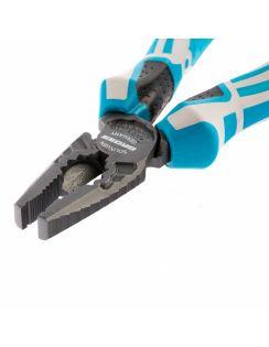 Плоскогубцы Gross, 165 мм, трехкомпонентные рукоятки