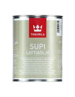 Масло для пола сауны Tikkurila Supi, 0,9л