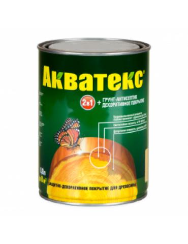 Пропитка Акватекс, белый, 0,8л