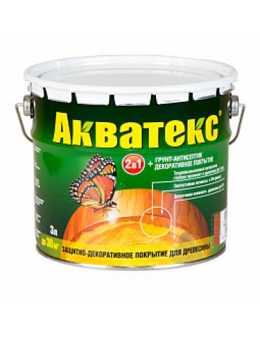 Пропитка Акватекс, бесцветный, 3л