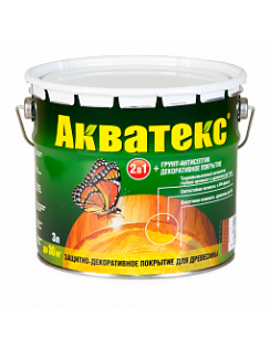 Пропитка Акватекс, ваниль, 3л