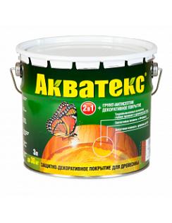 Пропитка Акватекс, венге, 3л