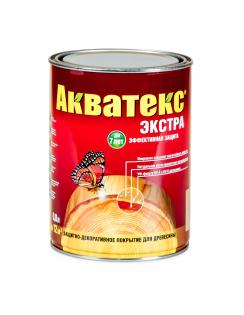 Пропитка Акватекс Экстра, 0,8л, бесцветный