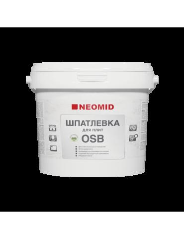 Шпатлевка NEOMID для OSB плит, 7 кг