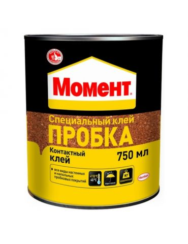 Клей Момент Пробка, 750мл