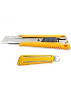 Нож OLFA с автофиксатором, 18мм