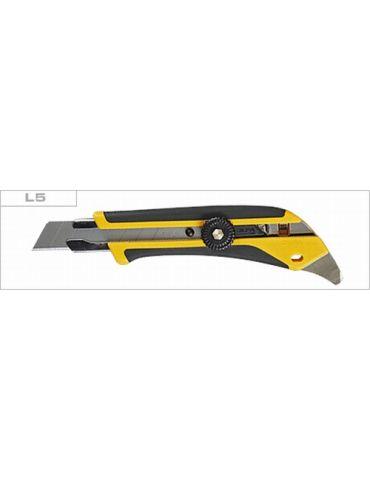 Нож OLFA трещет.фиксатор, 18мм