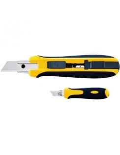 Нож OLFA трапец.лезвие, автофиксатор, 17,5мм
