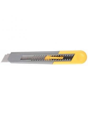 Нож STAYER с выдвжн. лезвием пласт, 18мм