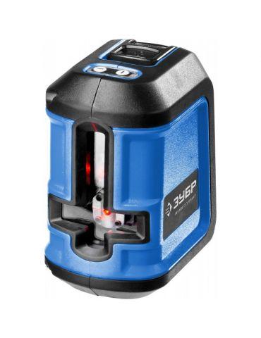Нивелир лазер. К-10 двухлучевой, 15м точ.+/- 0,3мм