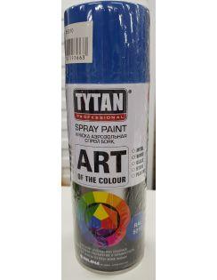 Краска аэрозольная TYTAN, 400 мл, RAL5010, синяя