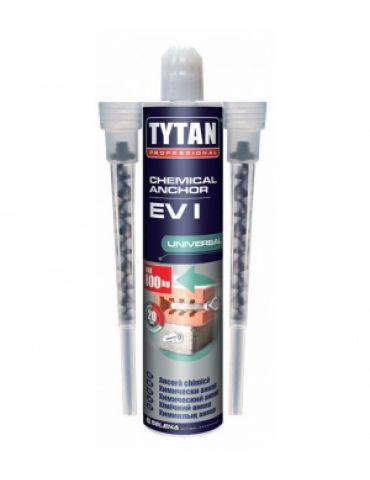 Анкер химический TYTAN PROF EV-1 универсальный, 300мл