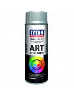 Краска аэрозольная TYTAN, 400 мл, RAL1018, желтая