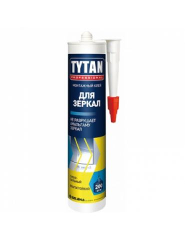 Жидкие гвозди TYTAN для зеркал, 310мл