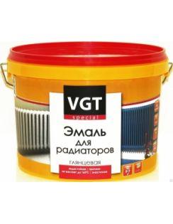Эмаль для радиаторов VGT акриловая, ВД-АК-1179, глянцевая, 1кг, супербелая