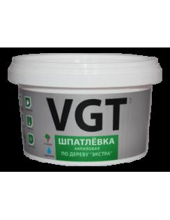 Шпатлёвка VGT по дереву экстра, бук, 0,3кг