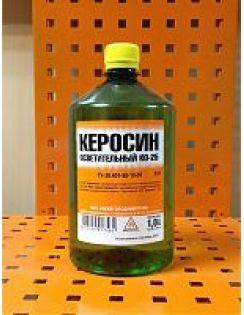 Керосин осветительный КО-25, 0,5л, ПЭТ Нижегородхимпром