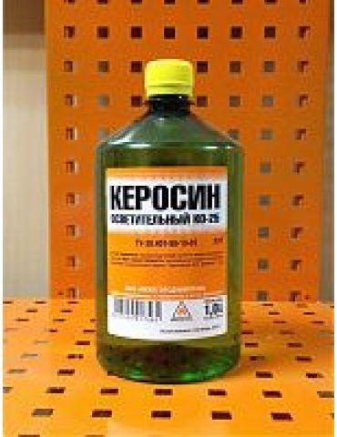 Керосин осветительный КО-25, 1л, ПЭТ Нижегородхимпром