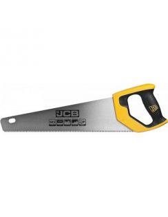 Ножовка JCB по дереву, 3-гр.зубья, 375мм