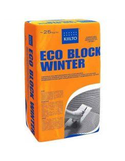 Клей KILTO для блоков и ячеистого бетона, 25кг